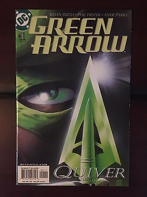 Green Arrow Complete Series Volume 2 2001 Kevin Smith