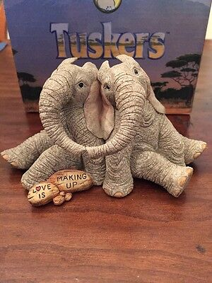 Tuskers Love Is Making Up