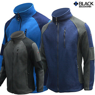 Black Mountain Price Good, Quality Winter Outdoor Polar Fleece Bonding Jacket