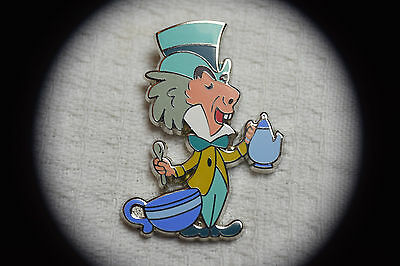 Alice in Wonderland Mary Blair Stylized Mystery Mad Hatter Disney Pin 106306