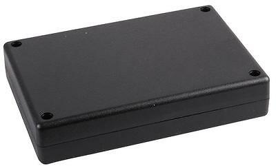 "Enclosures & 19"" Cabinet Racks - Enclosures - BOX ABS BLACK 36X178X122MM"