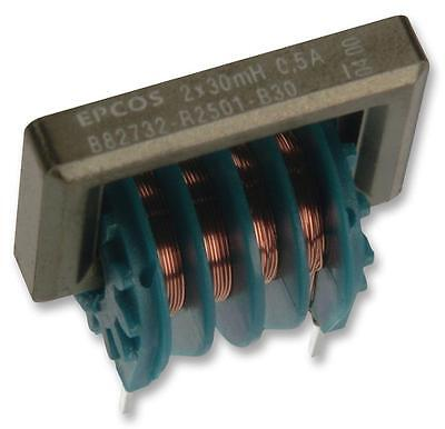 Filters - Common Mode Chokes / Filters - CHOKE D CORE 27MH 0.9A