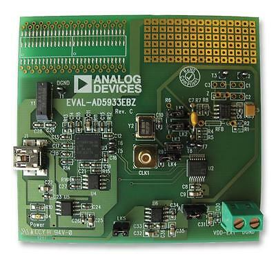 Data Conversion Development Kits - AD5933 IMP CONVERTER EVAL BOARD