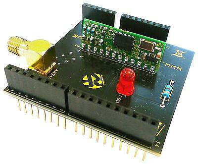 MCU/MPU/DSC/DSP/FPGA Development Kits - ARDUINO SHIELD 868MHZ TELEMETRY RX