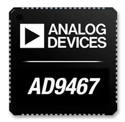 Data Conversion Development Kits - AD9467 ADC SPI EVALUATION BOARD