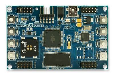 MCU/MPU/DSC/DSP/FPGA Development Kits - AVR TEMP AUDIO AMP EVALUATION KIT