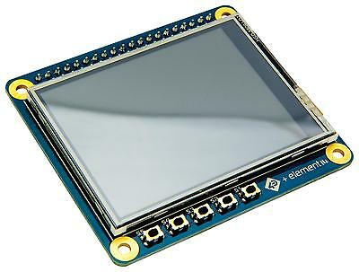"MCU/MPU/DSC/DSP/FPGA Development Kits - 2.4"" HAT DISPLAY FOR RASPBERRY PI"