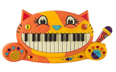 Jouet piano chat