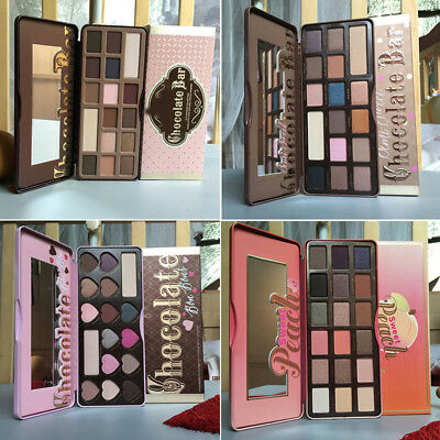 Too Faced Sweet Peach Eye Shadow Collection Palette 16/18 Colors Eyeshadow