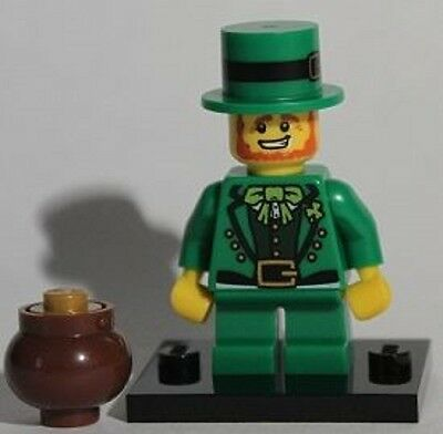 Genuine Lego 8827 Series 6 Minifigure no. 9 Leprechaun