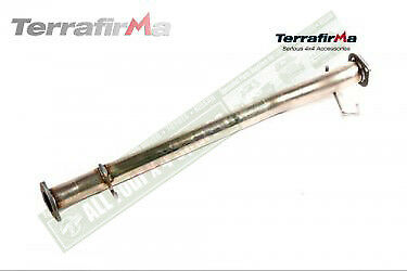 Terrafirma Silencer Replacement Down Pipe Discovery 2 Td5 & V8 1998-2004 TF559