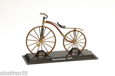 Collection Bicycle 1:15 scale Boneshaker 1870 Diecast BIC037