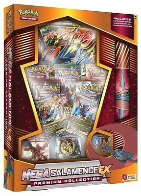 Pokemon TCG: Mega Salamence EX Premium Collection :: Brand New And Sealed Box!