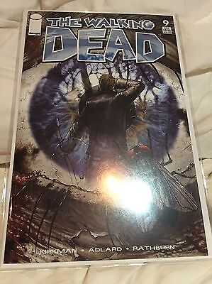 The Walking Dead #9 1ST PRINT! Near Mint NM