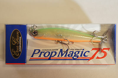EverGreen PROP MAGIC 75 From Japan 2333