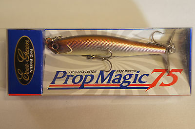 EverGreen PROP MAGIC 75 From Japan 2335