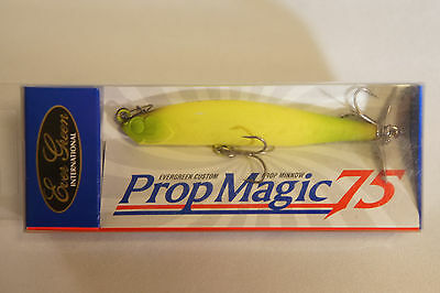 EverGreen PROP MAGIC 75 From Japan 2337