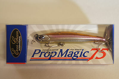 EverGreen PROP MAGIC 75 From Japan 2338