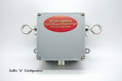 Balun Designs mod. 4114e 4:1 1.5-54Mhz 5Kw - Eyebolts on Sides