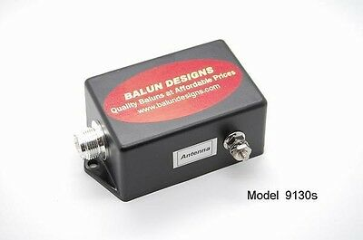 Balun Designs UNUN mod. 9130s QRP 9:1 1.5-54Mhz 300W - Perfect for EndFed Ant.