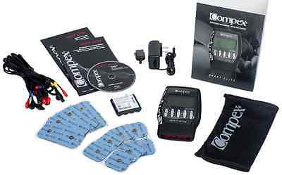 COMPEX SPORT ELITE MUSCLE STIMULATOR KIT Growth Training Crossfit Tri FREE SHIP