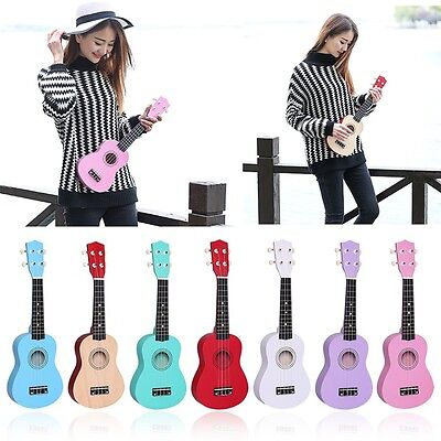 High Quality Professional 21 Inch Acoustic Ukulele Musical Instrument OP