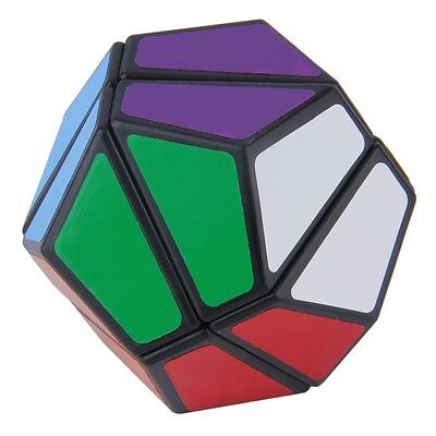 7.5cm 2 Layers Dodecahedron Magic Cube Twist Puzzle Brainteaser Kids Adults BY