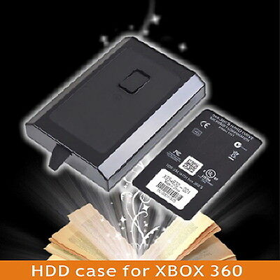 Hard Disk Drive HDD Internal Case Shell for XBOX 360 Slim 250GB BY