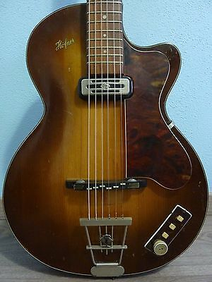 1962 Hofner Club 40 - Rare and in great condition !