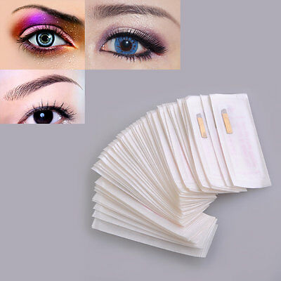 50pcs PCD Tattoo Needles Bevel Microblading Needles for Permanet Make Up BY