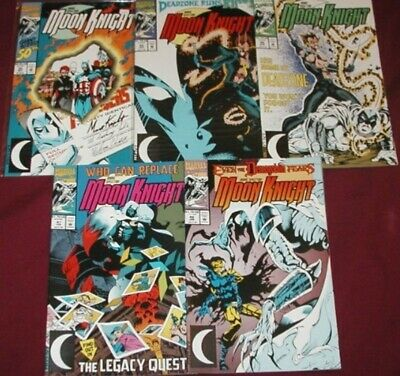 Marc Spector Moon Knight U-PICK ONE #46,47,48,49,50,53 or Sp.1 PRICED PER COMIC