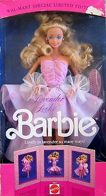 Lavender Looks Barbie Doll - Special Limited Edition (1989 Mattel Hawthorne)