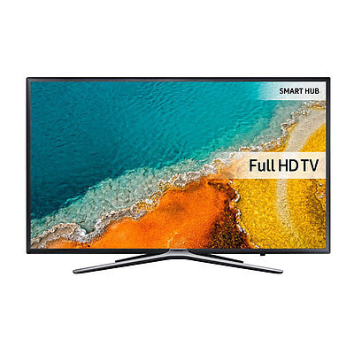 "Samsung UE49K5500AK, 49"", LED, 1080p HD, Smart TV with Freeview**New Open Box**"