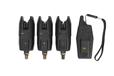 Korum NEW KBI-R Bite Alarm & Receiver Set