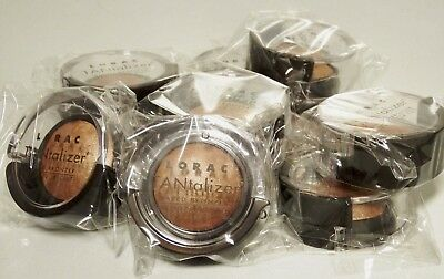 Lot of 12 Lorac Tantalizer Deluxe Travel Size Baked Face & Body Bronzing Powder