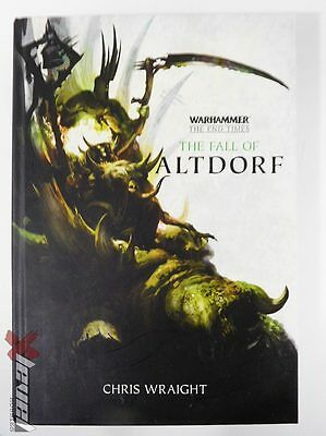 The Fall of Altdorf – Hard Cover Novel [x1] Books [Warhammer ] Very Good
