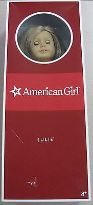 Nude American Girl Doll Julie Used in Box Retired FREE SHIPPING backroom