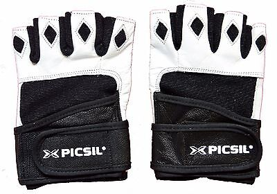 Picsil Guante Fitness Gimnasio Musculacion Gloves Men Weight Lifting
