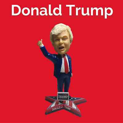Donald Trump Bobblehead - 2016 Presidential Election Limited Edition