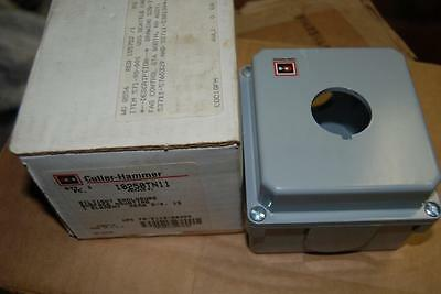 Cutler Hammer 10250Tn11 Oiltight Enclosure 1 Element  New