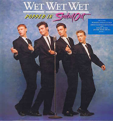 Wet Wet Wet – Popped In Souled Out – JWWWL 1 – LP Vinyl Record