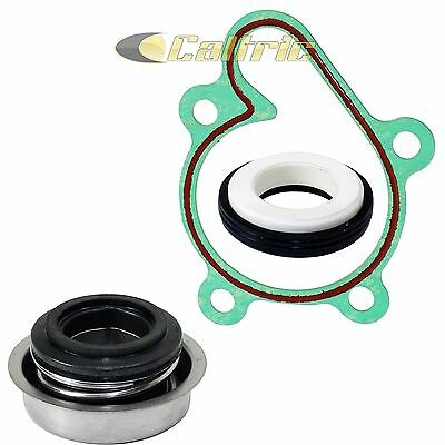 WATER PUMP SEAL MECHANICAL w/GASKET FIT YAMAHA GRIZZLY 450 YFM450 4X4 2007-2014