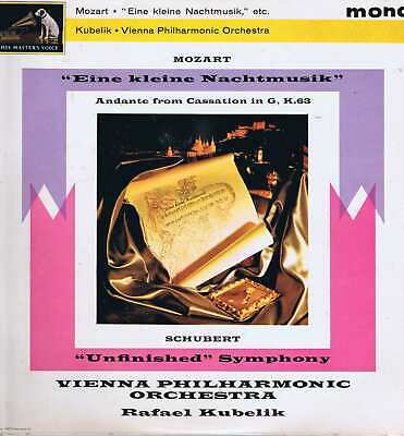 symphony no 5 eine kleine nachtmusik Find a wolfgang amadeus mozart - eine kleine nachtmusik / symphony no 29 a-dur kv 201 first pressing or reissue complete your wolfgang amadeus mozart collection.