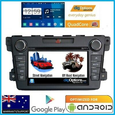 #Android Navigation GPS For Mazda CX7/CX-7 ER iPod DVD Bluetooth Radio Stereo HD