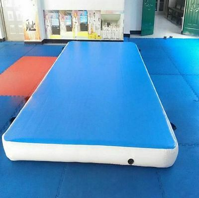 Inflatable Mat Gym Mat Air Tumbling Track Gymnastics Cheerleading