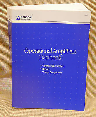 National Semiconductor Operational Amplifiers Databook 1993