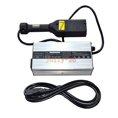 36V EZGO Powerwise 36 Volt EZ-GO TXT Medalist Golf Cart Battery Charger D Style