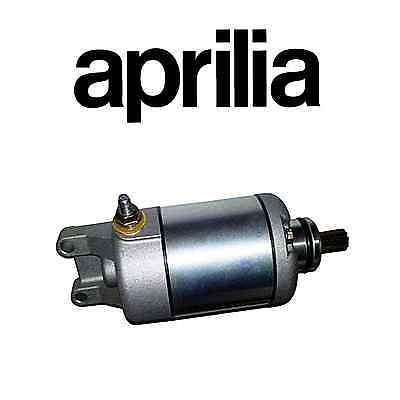 Motorino Avviamento Originale Aprilia Scarabeo Ie Light 125/200 2011/2012