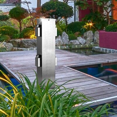 Quad sockets Outdoor stand Power distributors Power supply Garden court Philips