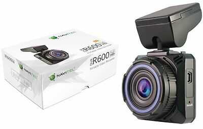 Navitel R600 Digital Video Recorder Full HD - Auto DVR Kamera Dashcam G-Sensor